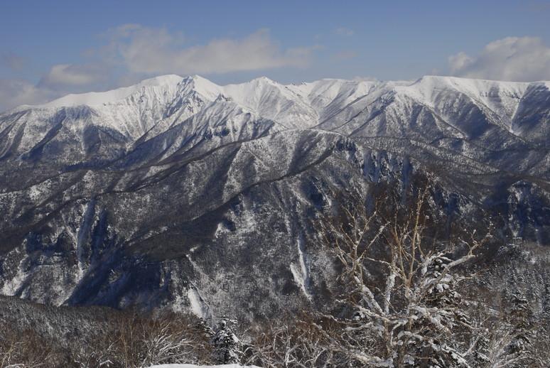 2011年3月 春、深雪の大雪山に抱かれる_c0219616_18115953.jpg