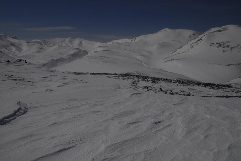 2011年3月 春、深雪の大雪山に抱かれる_c0219616_1813326.jpg