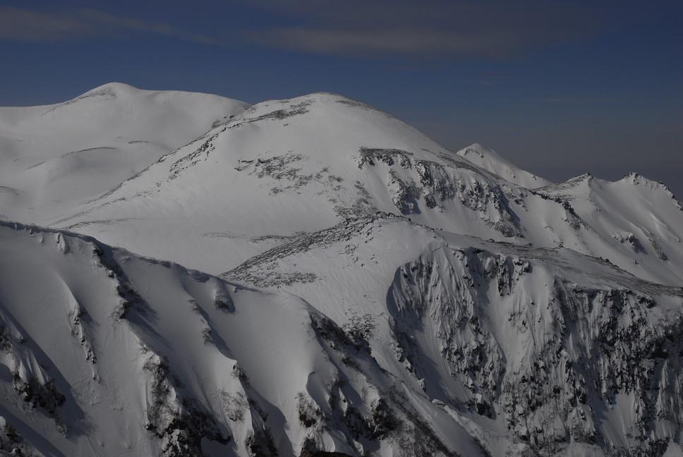 2011年3月 春、深雪の大雪山に抱かれる_c0219616_18144077.jpg