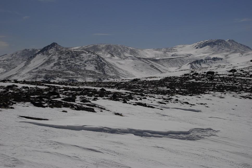 2011年3月 春、深雪の大雪山に抱かれる_c0219616_1814865.jpg