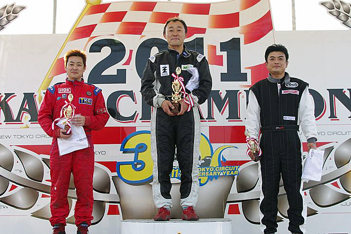 平日レース、WEEK DAY OPEN RACE【2011.3.30】_c0224820_1559249.jpg