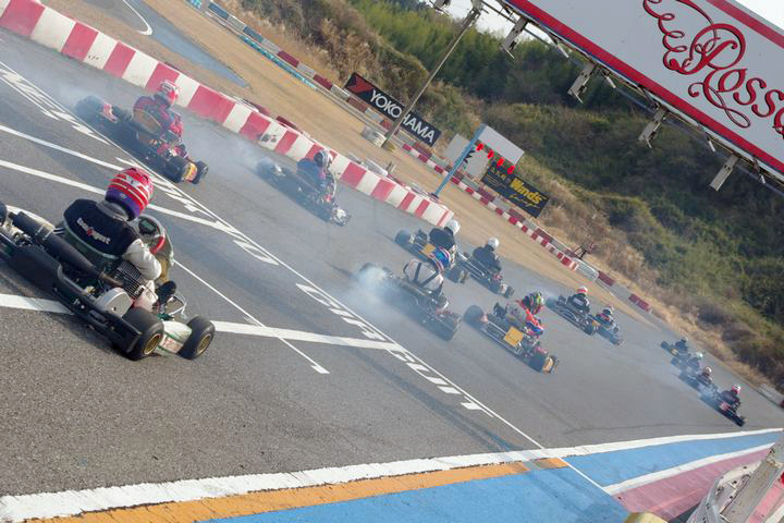 平日レース、WEEK DAY OPEN RACE【2011.3.30】_c0224820_16405.jpg