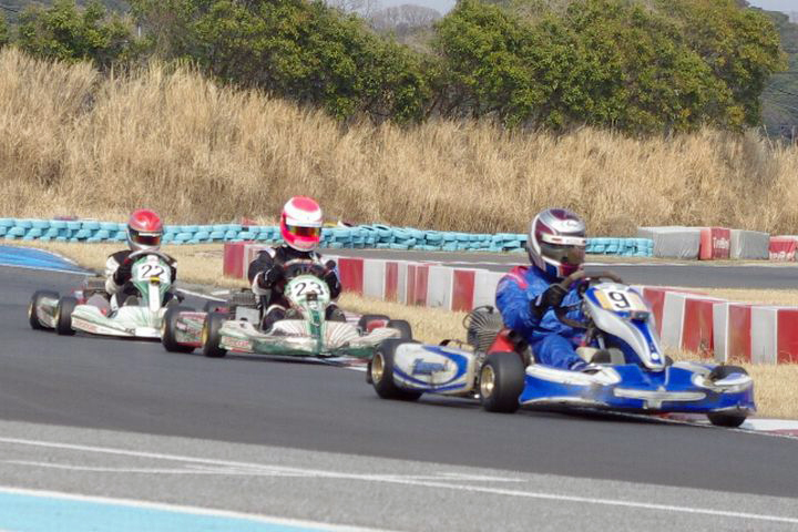 平日レース、WEEK DAY OPEN RACE【2011.3.30】_c0224820_1652130.jpg