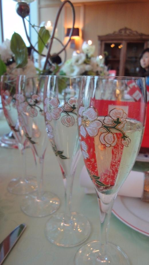 めくるめくベル・エポックの華麗なる宴@ル・コントワール・ド・ブノワ_f0215324_12595194.jpg