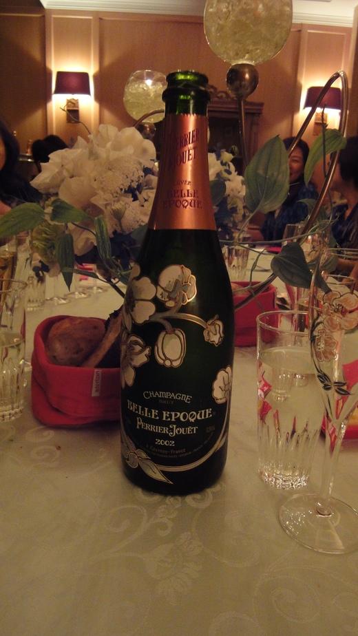 めくるめくベル・エポックの華麗なる宴@ル・コントワール・ド・ブノワ_f0215324_14565859.jpg
