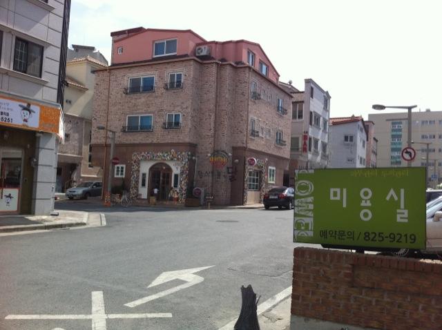韓国に焙煎機の設置に行ってきました。_c0020639_16154021.jpg