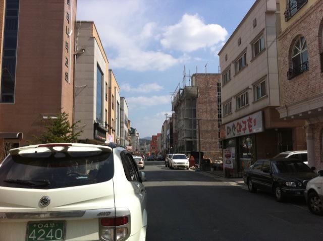 韓国に焙煎機の設置に行ってきました。_c0020639_16155539.jpg