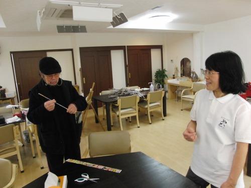 ご来訪者 ~ 狩野 紘信 先生 ~_e0222340_1844357.jpg