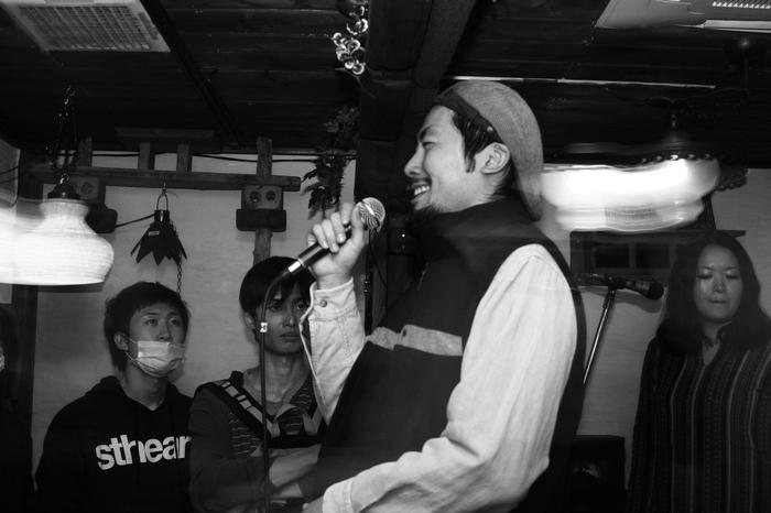 詩種〜うたたね〜  高田馬場 LAMP _d0158942_1383553.jpg