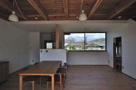 建物完成見学会「景色を切り取る家」_e0164563_941253.jpg