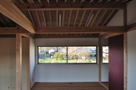 建物完成見学会「景色を切り取る家」_e0164563_952423.jpg