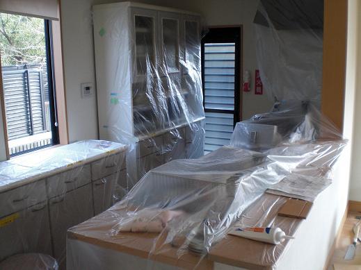 快適な床暖房 ~ 1階の工事開始です_d0165368_5462847.jpg