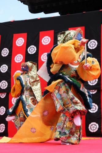 京都 随心院のはねず踊り その3_c0196076_9145152.jpg