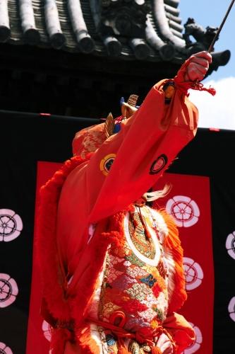 京都 随心院のはねず踊り その3_c0196076_9161626.jpg