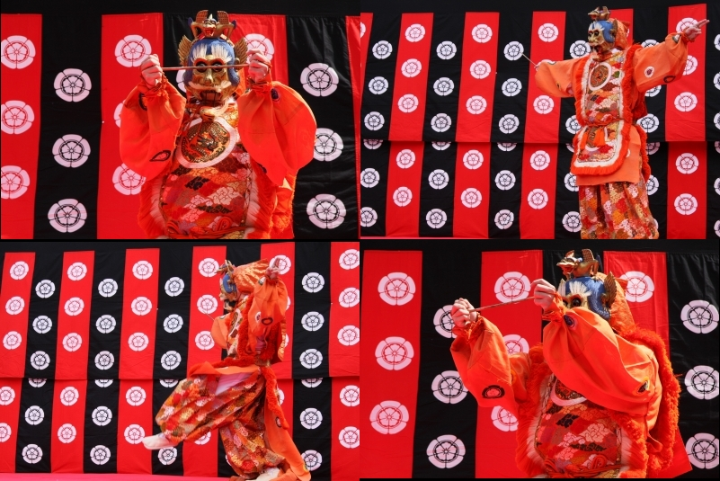 京都 随心院のはねず踊り その3_c0196076_9165693.jpg