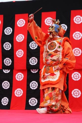 京都 随心院のはねず踊り その3_c0196076_9171431.jpg