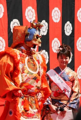 京都 随心院のはねず踊り その3_c0196076_9182522.jpg