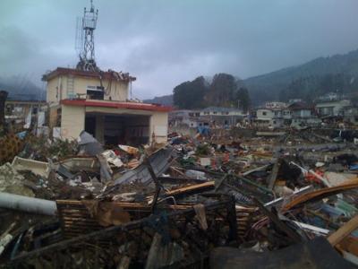 東日本大震災 岩手県大槌町・被災地支援リポート(その3)_d0084478_9375739.jpg