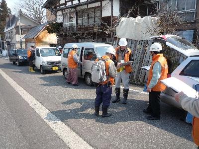栄村 被災住宅相談_d0008402_1519164.jpg