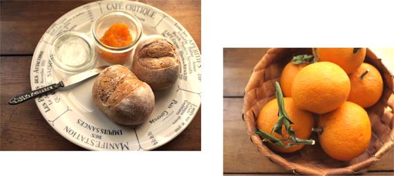 金柑とオレンジのコンフィチュール_d0174704_19115572.jpg