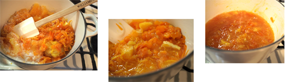 金柑とオレンジのコンフィチュール_d0174704_1963337.jpg