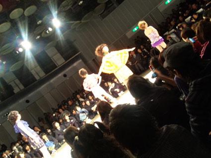 卒展&ファッションショー_f0127806_16553848.jpg
