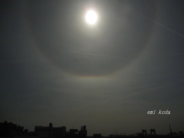 NYの日輪_f0095325_11491262.jpg