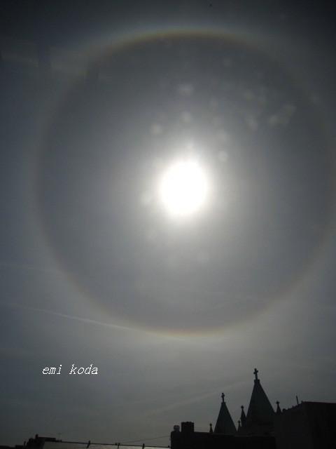 NYの日輪_f0095325_11493557.jpg