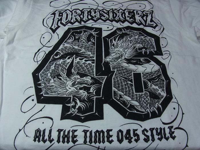 FORTYSIXERZのTシャツ_c0223486_227689.jpg