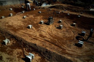 T-House 地盤改良工事・土壌蓄熱パネル工事が終了しました・・・_f0165030_14554024.jpg