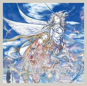 ゲーム音楽の巨匠、植松伸夫氏とカノンとのコラボレーション・アルバム「A New Story」4月27日発売!_e0025035_14192092.jpg