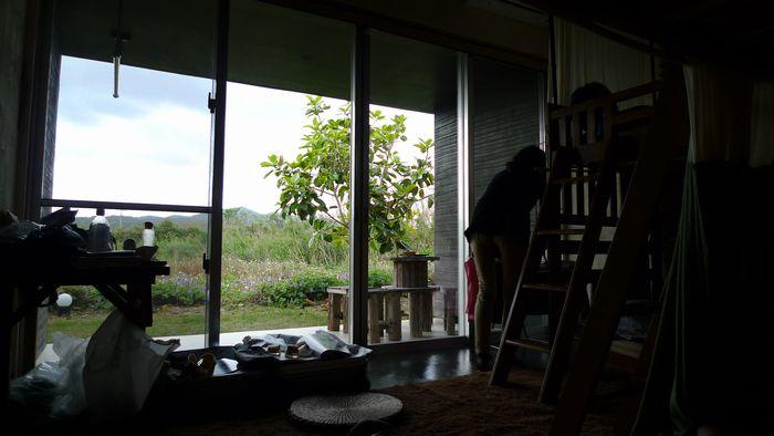 2011年春の沖縄Ⅱ  おせわになった「風来荘」さん_d0108737_0121463.jpg