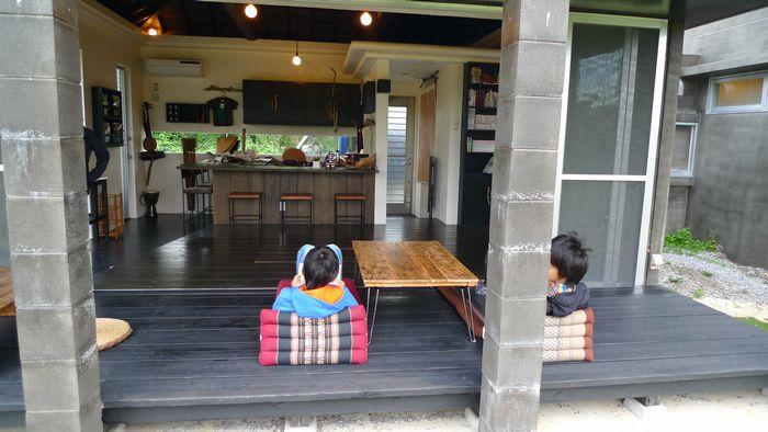 2011年春の沖縄Ⅱ  おせわになった「風来荘」さん_d0108737_0125350.jpg