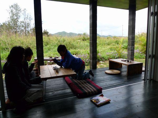 2011年春の沖縄Ⅱ  おせわになった「風来荘」さん_d0108737_013621.jpg