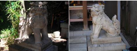 神社と狛犬その13・秋葉神社_d0183174_19284915.jpg