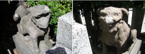 神社と狛犬その13・秋葉神社_d0183174_19294119.jpg