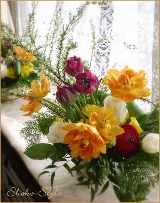2月の花レッスン_a0135999_0433064.jpg