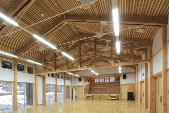 檜山地域拠点施設:完成_e0054299_8545136.jpg