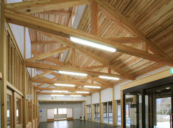 檜山地域拠点施設:完成_e0054299_8553720.jpg
