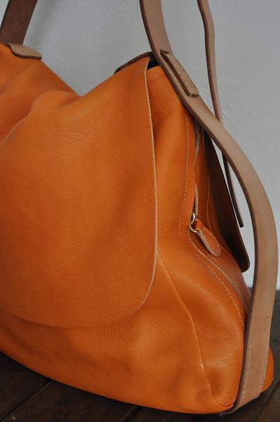 STYLE CRAFT/スタイルクラフト ディアースキンショルダーバッグ