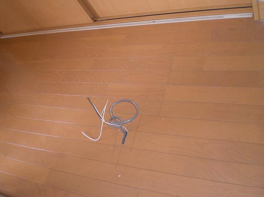快適な床暖房 ~ 1階の電気工事―その①_d0165368_8502150.jpg