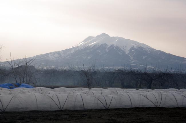 3週間ぶりに弘前へ 岩木山と五能線など_a0136293_17363033.jpg