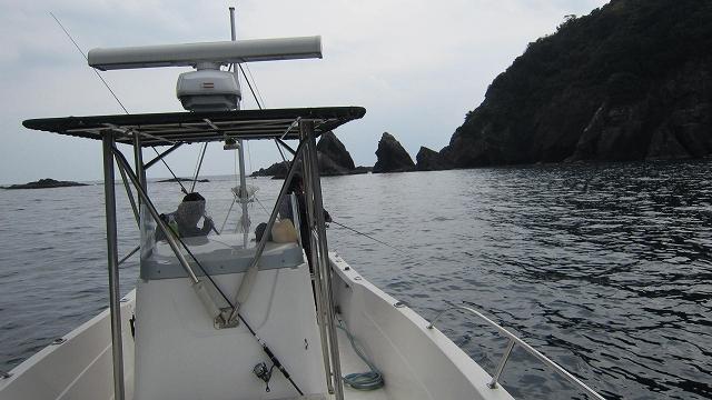 週末の釣果  アオリイカ・メジロ_a0132631_19394674.jpg
