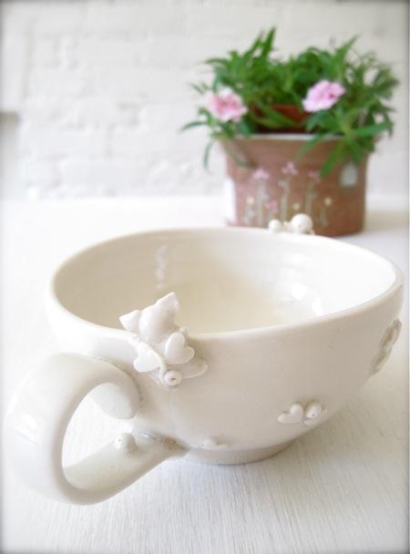 ぶた天使のティーカップ*_a0110515_942160.jpg