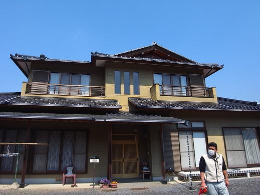 OBのお客様宅点検訪問 2011/4/4_a0039934_1757532.jpg