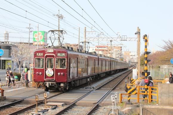 阪急・崇禅寺駅_d0202264_6423513.jpg