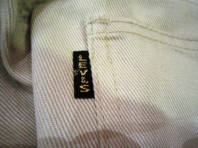 """Used \""""U.S.NAVY A-1 JK & Levi\'s BigE PANTS\"""" 更新_f0191324_2593341.jpg"""