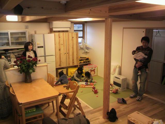 吉野STYLE  CUBE  高野口 見学(201104)_c0124828_8425934.jpg