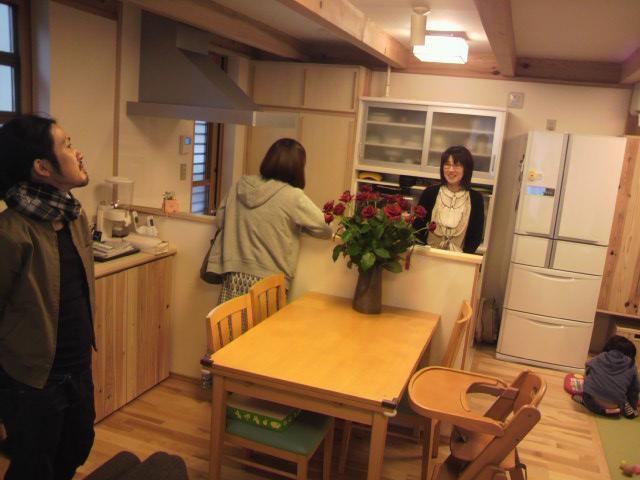 吉野STYLE  CUBE  高野口 見学(201104)_c0124828_8432390.jpg
