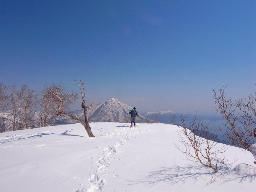 4月5日、丹鳴(になる)岳から稜線歩き-その1-_f0138096_17272793.jpg